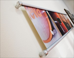 Slotted wall mount