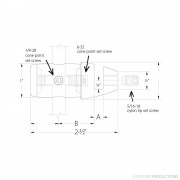 EZ-A16-125R-LINE.jpg Line Drawing
