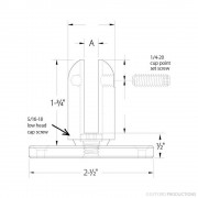 EZ-A41-250-LINE.jpg Line Drawing