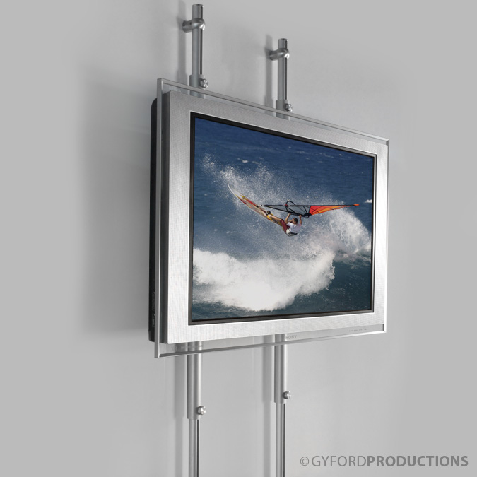 StructureLite Mounted Flatscreen TV