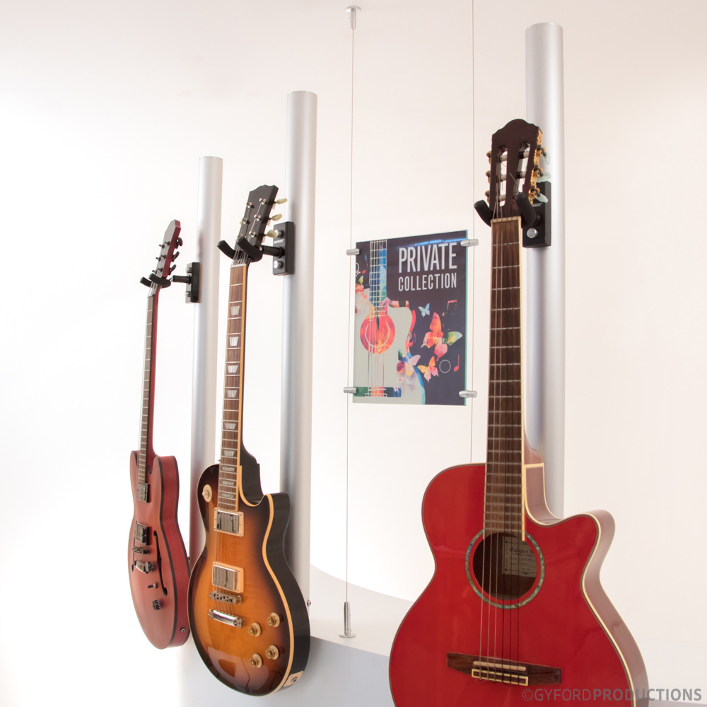Merchandising Guitars on H-Tube