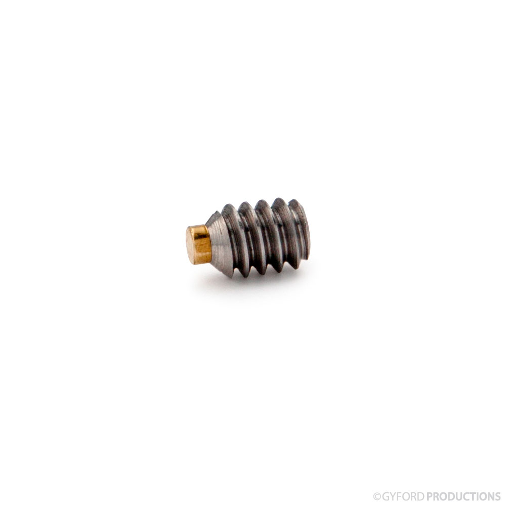 Brass Tip Set Screw