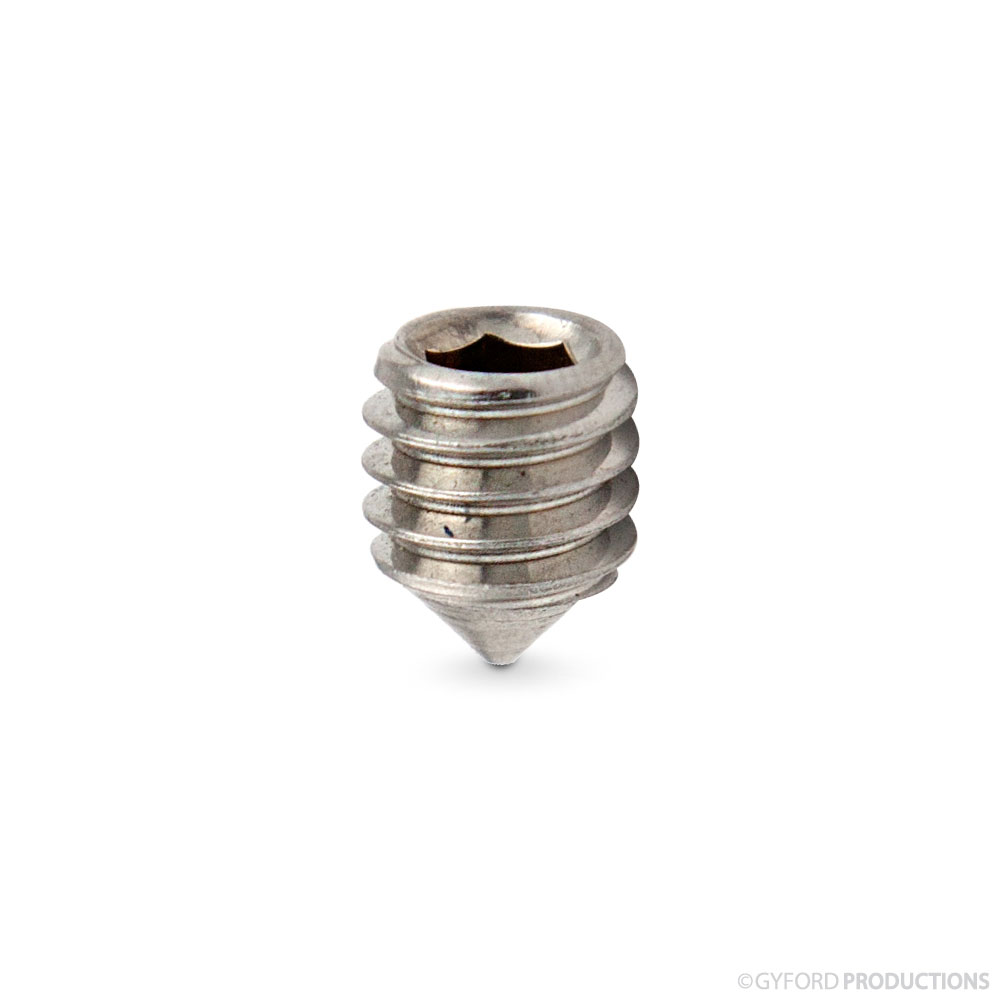 5/16-18 Cone Point Socket Set Screw