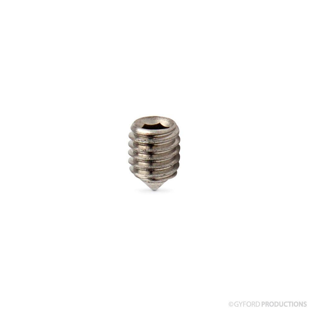 10-32 Cone Point Socket Set Screw