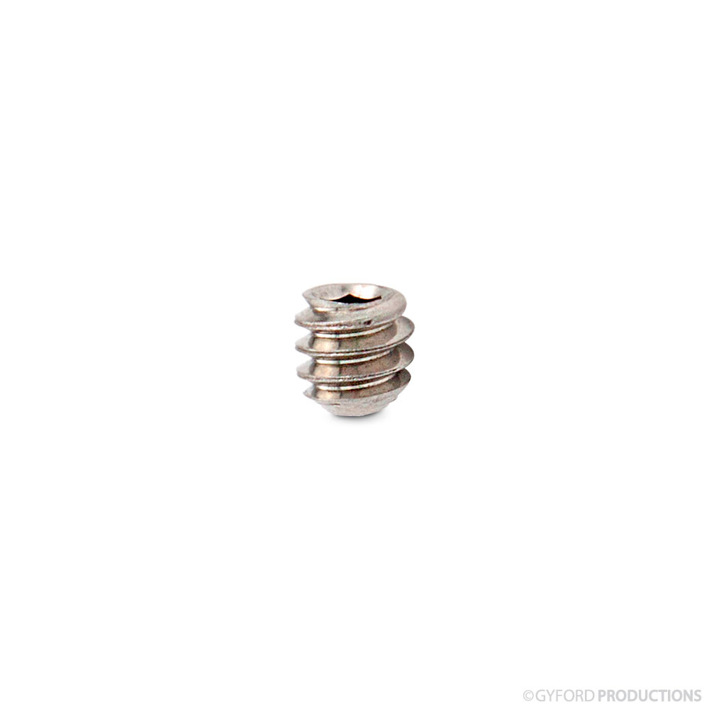 10-24 Flat Point Socket Set Screw