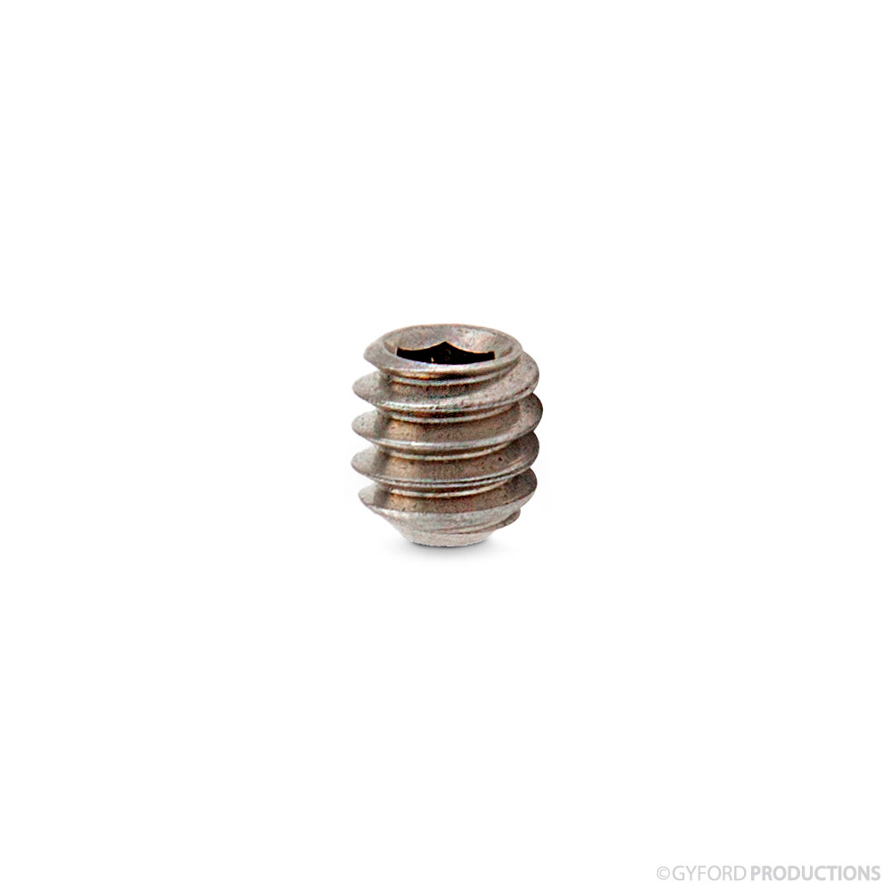 1/4-20 Flat Point Socket Set Screw