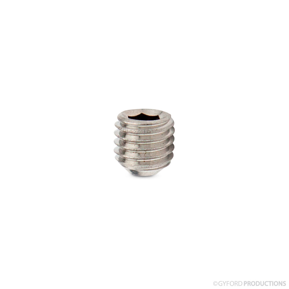 1/4-28 Flat Point Socket Set Screw