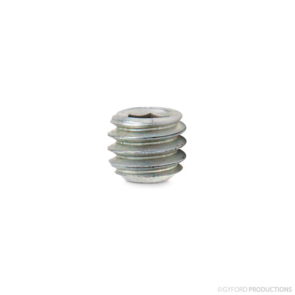 5/16-18 Flat Point Socket Set Screw