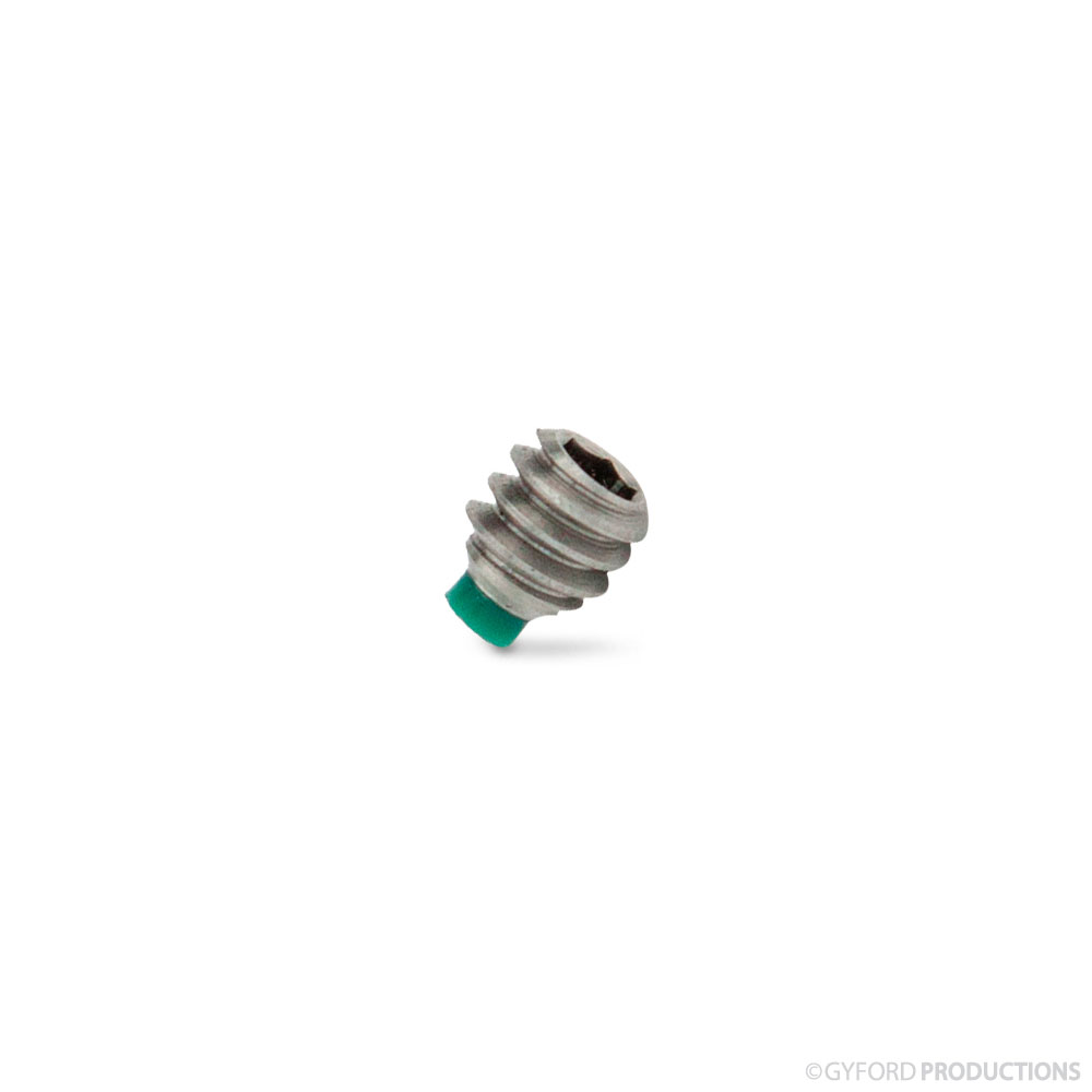 10-24 Nylon Tip Socket Set Screw
