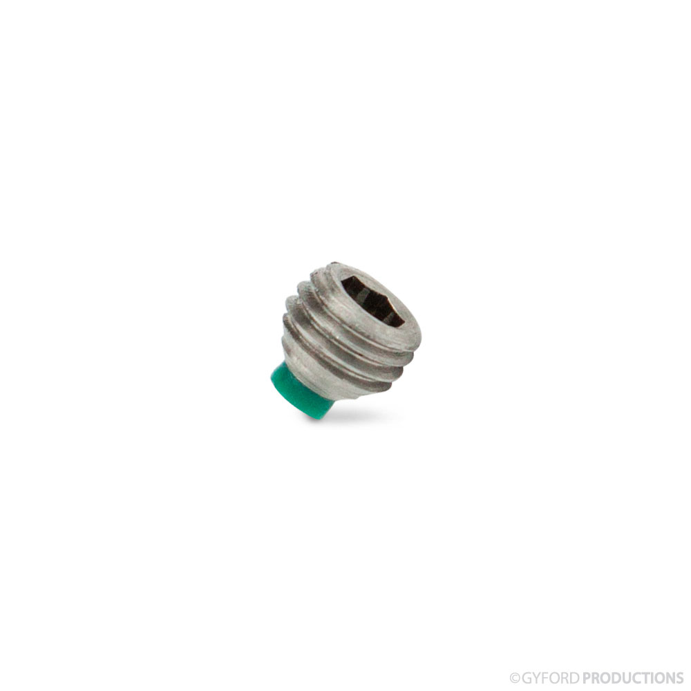 1/4-28 Nylon Tip Socket Set Screw
