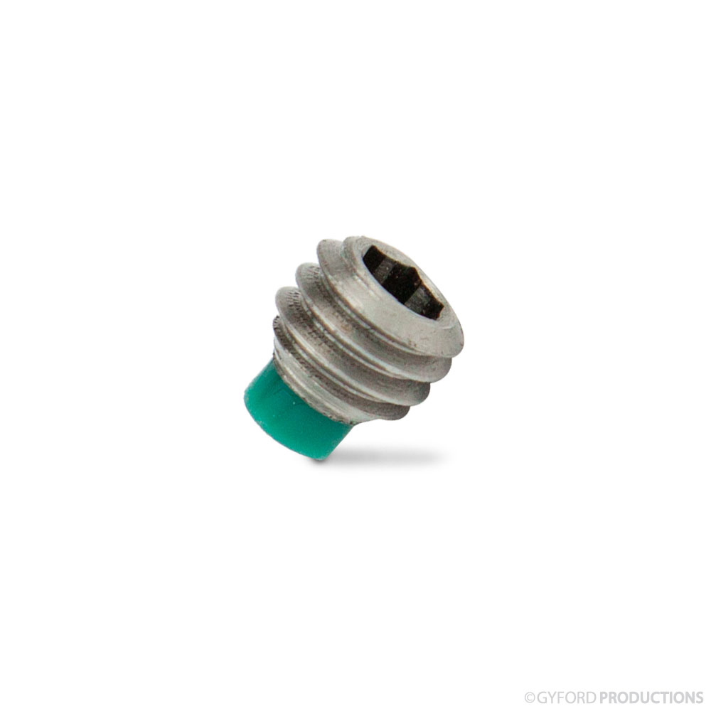 5/16-18 Nylon Tip Socket Set Screw