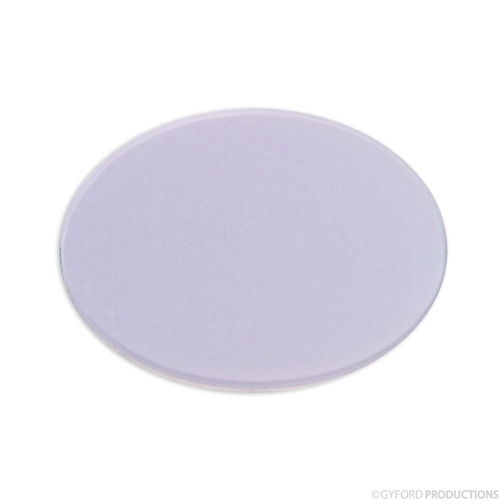 4″ Diameter Vinyl Foot Pad with Adhesive