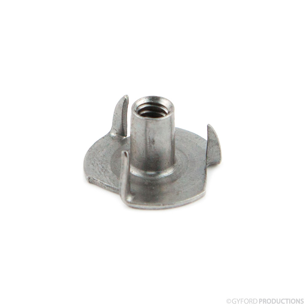 10-24 Internal Threaded T-Nut Insert