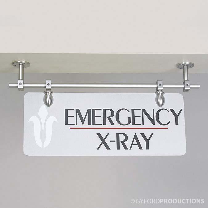 Hospital Wayfinding Grippers
