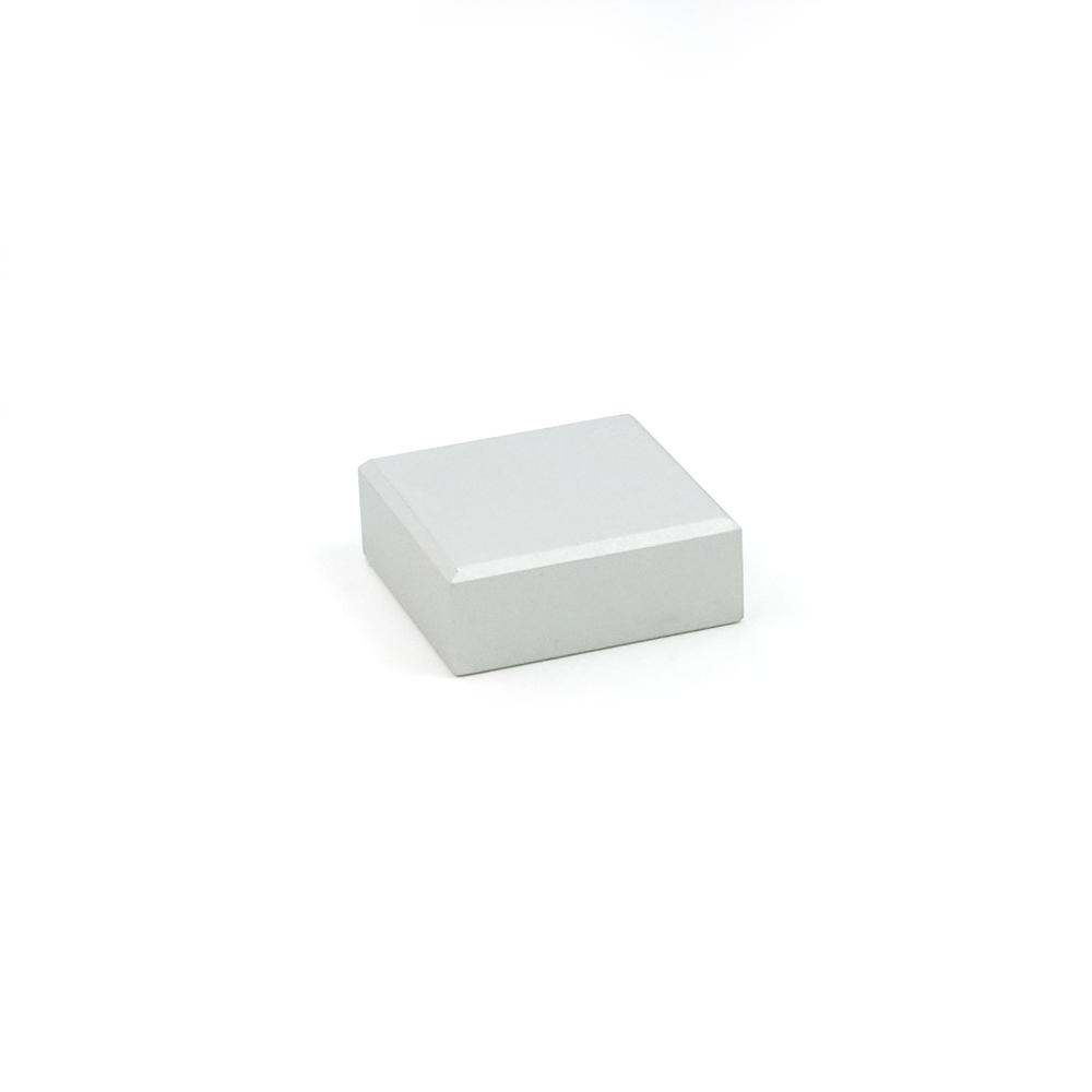 Square Aluminum Standoff Cap