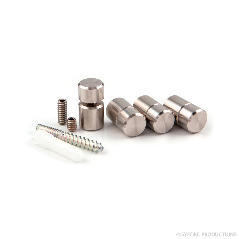 1/2″ Diameter Stainless Steel StandOff Kit