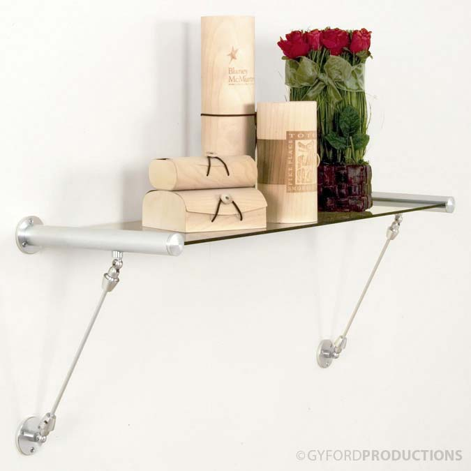Single Rod Shelf