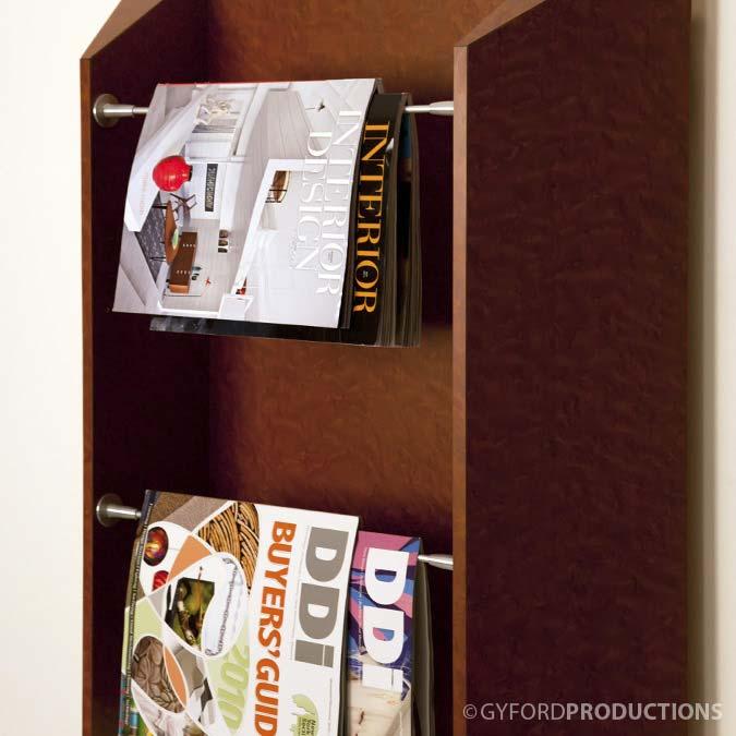 WL Magazine Rack