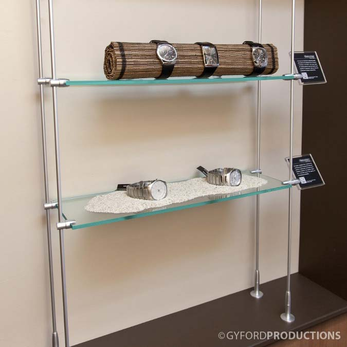 WL Shelf Display Watches