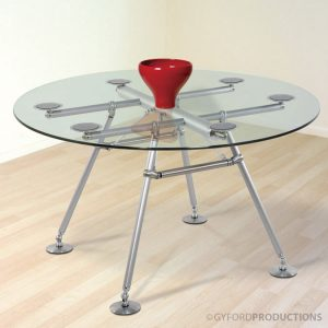 StructureLite Breakfast Table