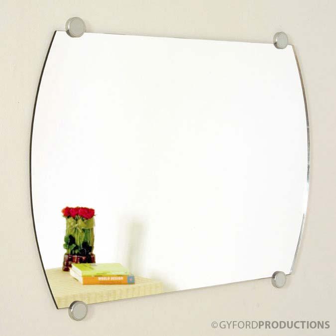 StandOff Mirror Clips