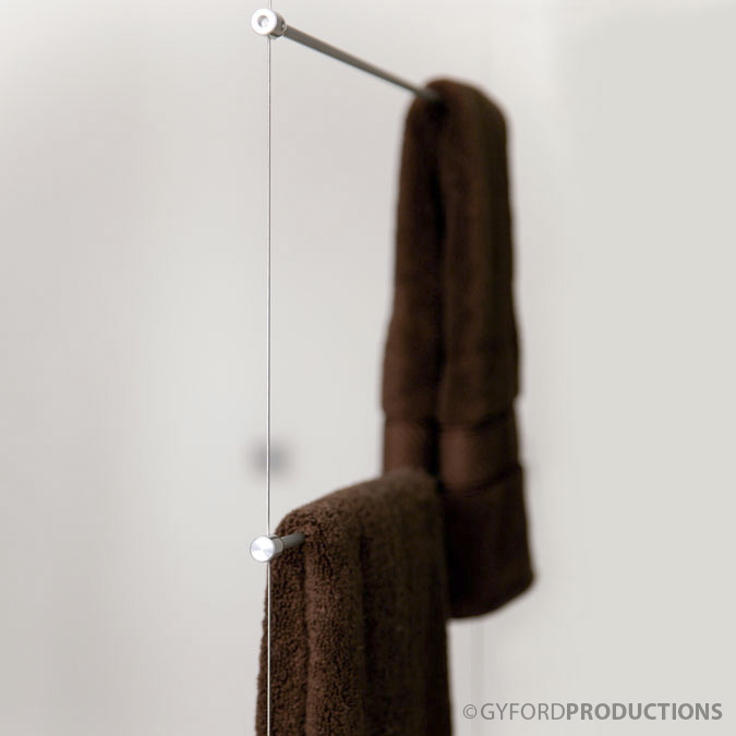 WL Rod & Wire Towel Rack