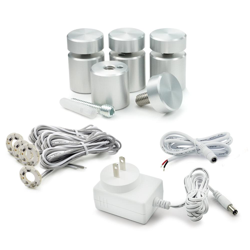 Complete LED Standoff Kit
