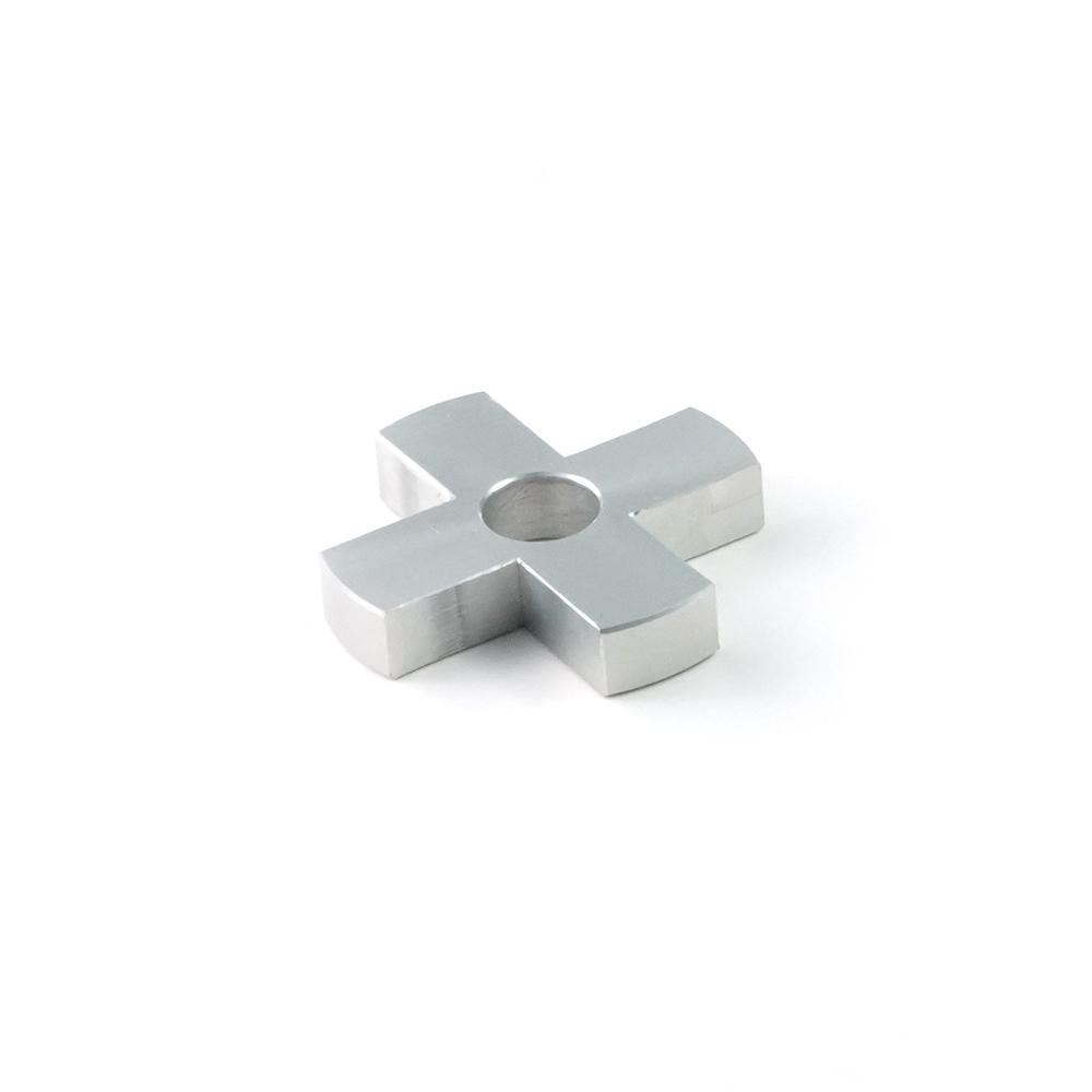 1-1/4″ Diameter 4-Way Hubs